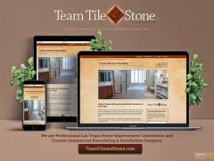 Logo, Branding, Responsive Website Design + Dev