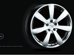 Transport Aluminum Wheels