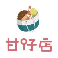 甘仔店-異國零食立即購 logo