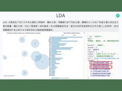 非監督學習-LDA分群