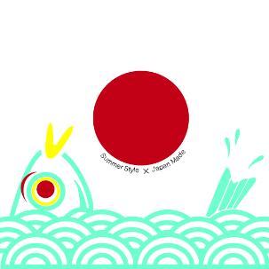 夏日主張托特包_鯉魚樂Carp's summer .jpg