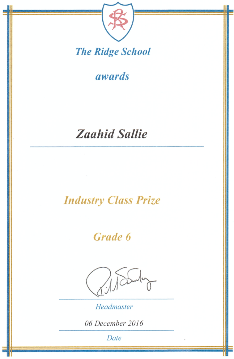 Grade 6 Industry Class Prize.png