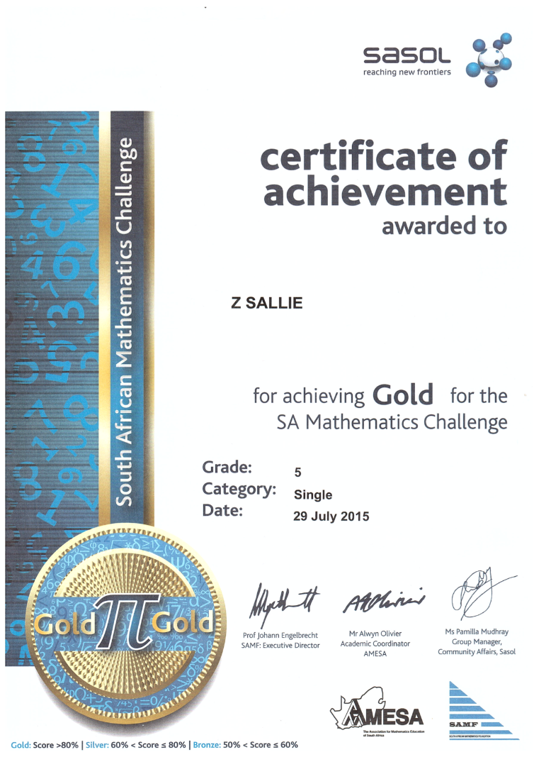 Grade 5 - Mathematics Challenge.png