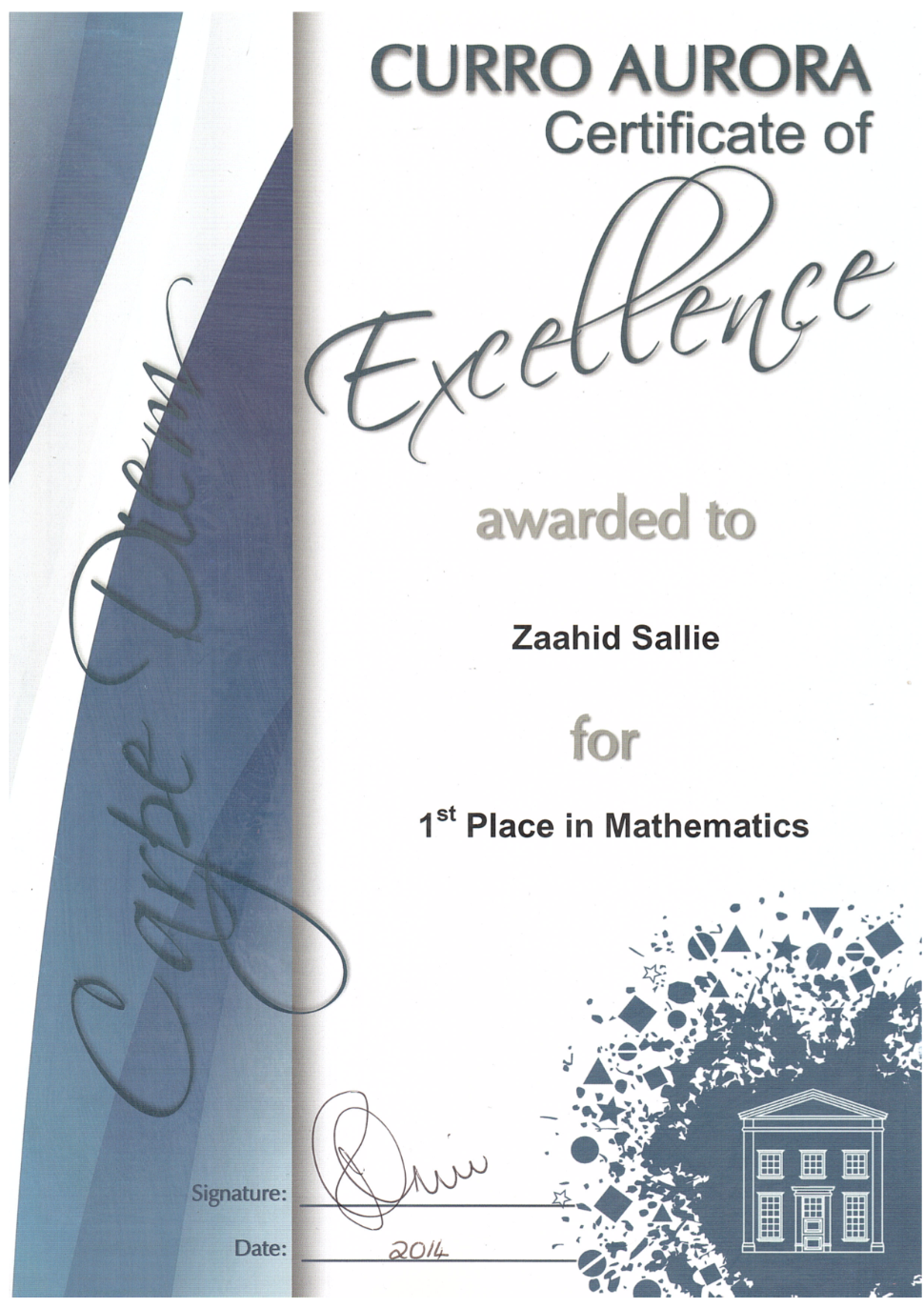 1st Place in Mathematics.png