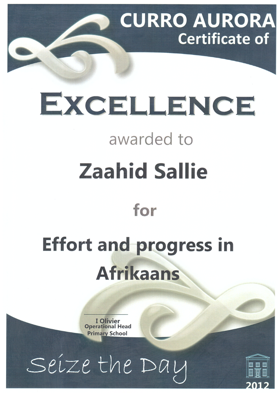 2012 Progress in Afrikaans.png