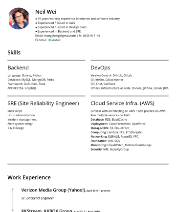 Staff Engineer Resume Samples - 2009 ~ Feb 2012 Software Engineer in Test ● Designing test plan, test case, and test report for TrendMicro Anti-Spam Engine. ● Implement test program (C/C++) and automation test framework (perl) to test TrendMicro Anti-Spam Engine. ● Troubleshooting for both product team and enterprise customer. ●...
