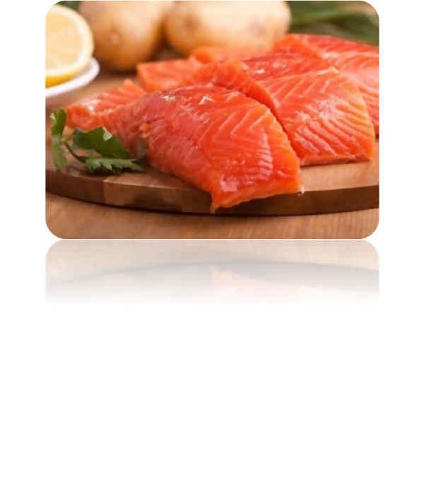 Salmón en Porciones Premium s/piel