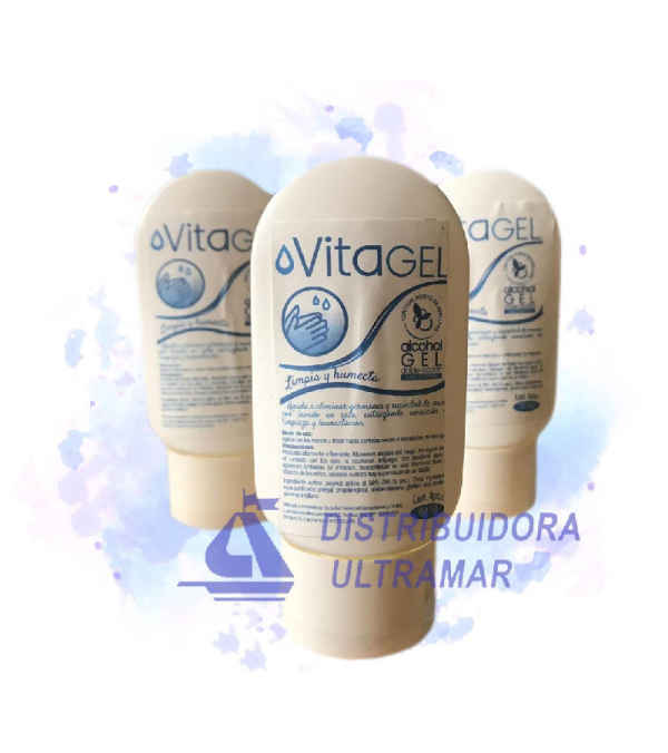 Alcohol Gel Humectante 60cc
