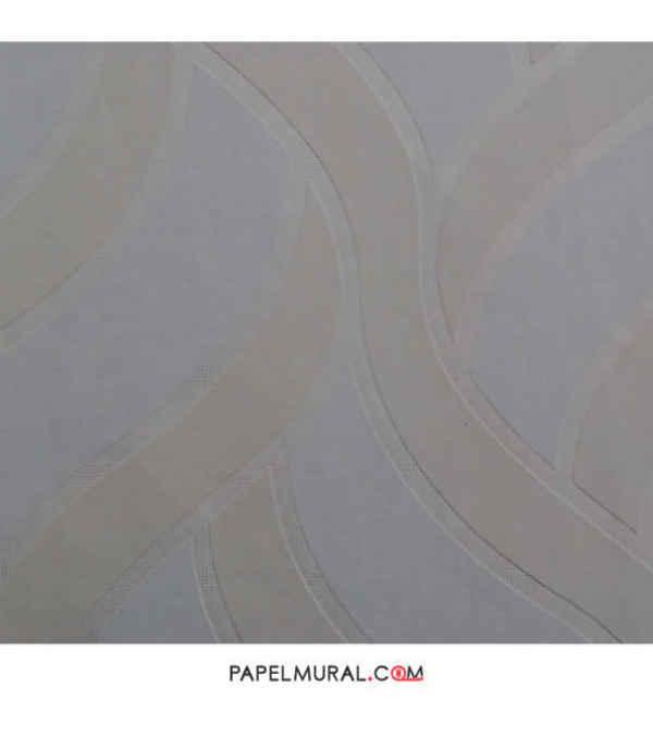 Papel Mural Diseño Ondas Claras | Schoner