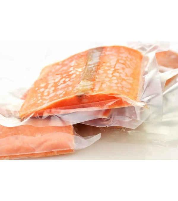 Porción de salmón premium sin piel