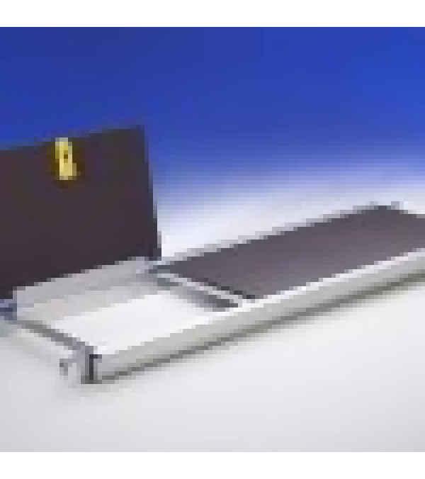Plataforma Trampilla Aluminio 2000mm