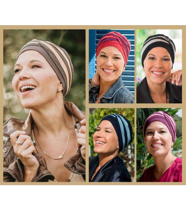 Turbante Oncológico - Ayana Bambú