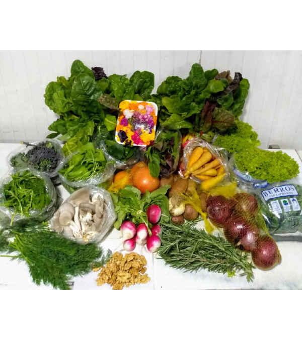 Canasta de Verduras Gourmet