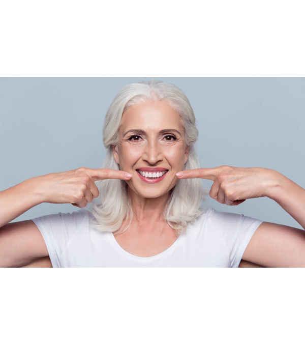 Servicio de prótesis dentales removibles A DOMICILIO