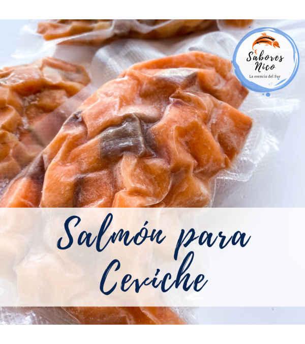 Salmón para Ceviche