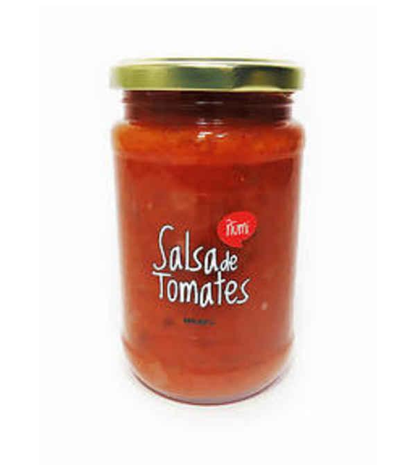 Salsa de Tomates 350grs ÑUMI Gourmet