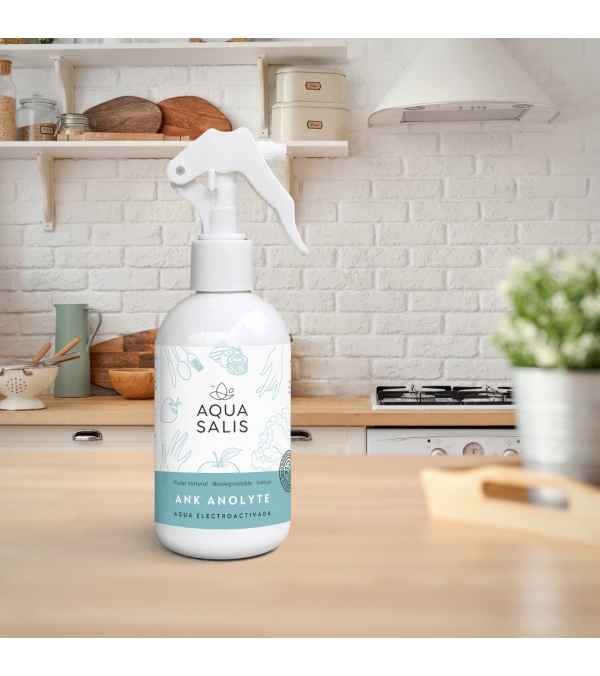 AQUA SALIS Desinfectante Orgánico 250 ml