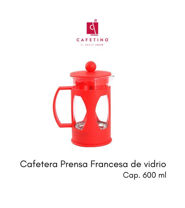 Cafetera - Prensa francesa 600 ml