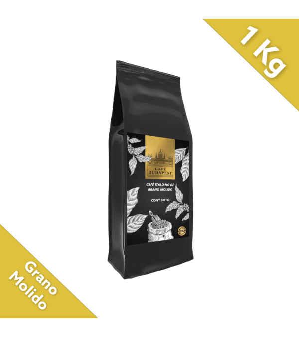 Café de Grano Molido 1 Kg