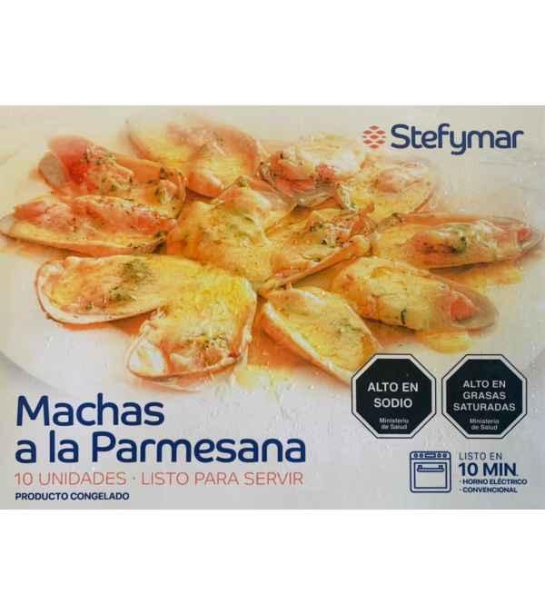 Machas parmesana