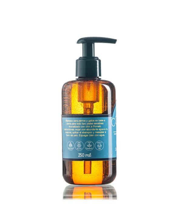 Shampoo de Avena