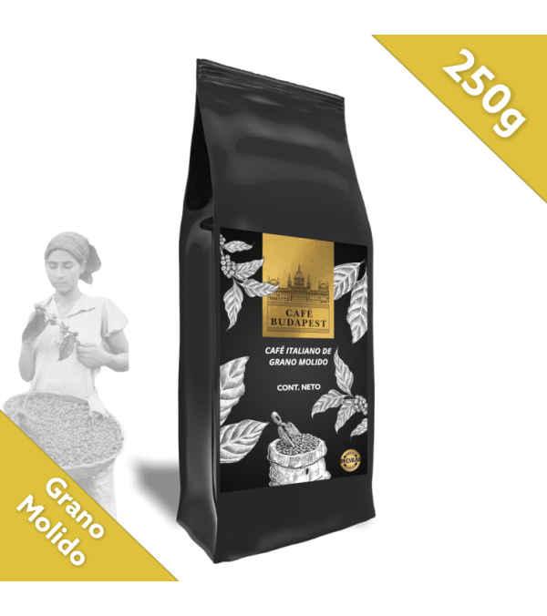 Café de Grano Molido 250 gramos