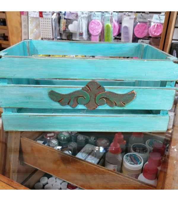 Canasta madera