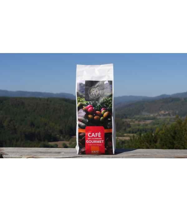 Café Gourmet 1 Kg. en Grano