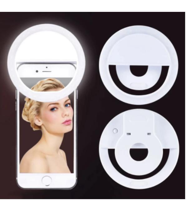 Anillo de luz LED Universal