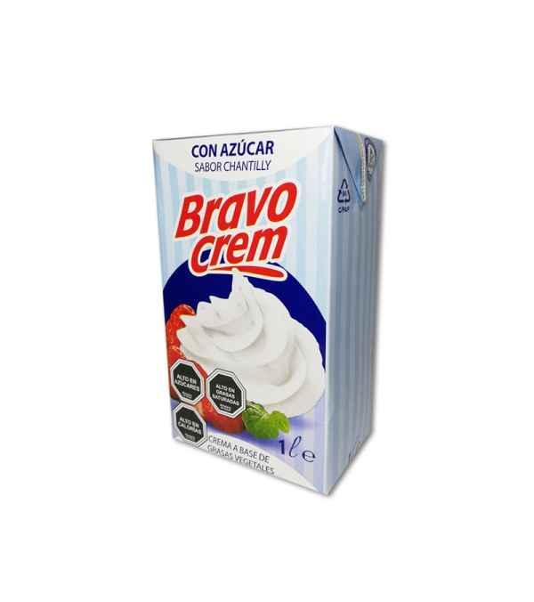 Crema Vegetal Bravo