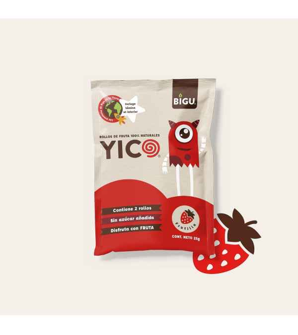 Pack 40 YICOS Mix