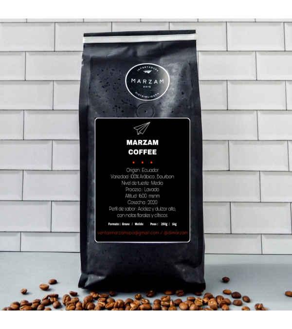 Café gourmet - marzam coffee