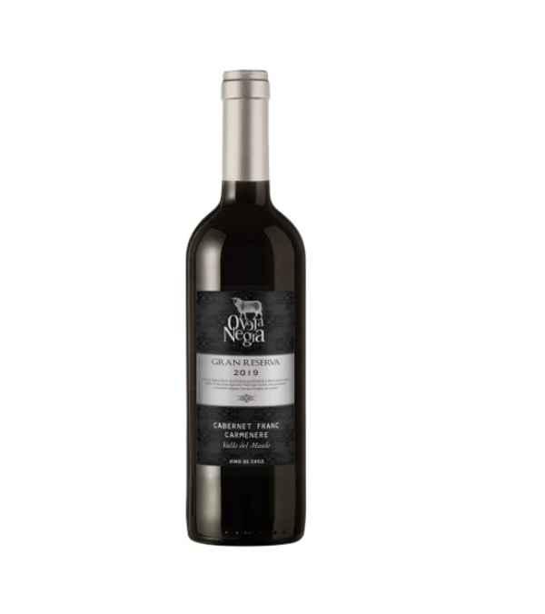 Viña Oveja Negra, Gran Reserva Cabernet Franc/Carmenere 12 Botellas