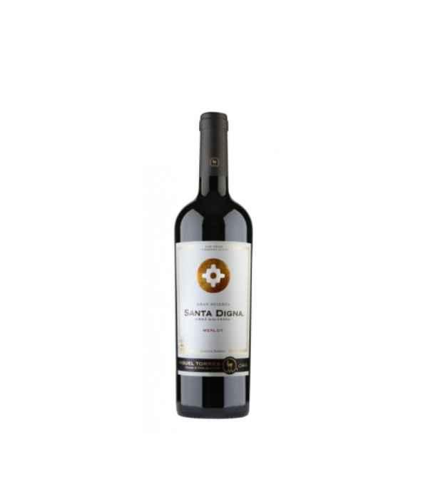 Viña Miguel Torres, Santa Digna Merlot 12 Botellas