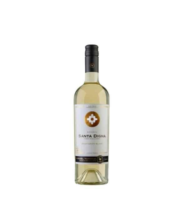 Viña Miguel Torres, Santa Digna Sauvignon Blanc 12 Botellas