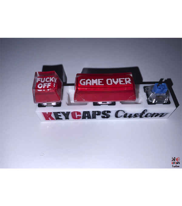 Set Keycaps (Game Over)