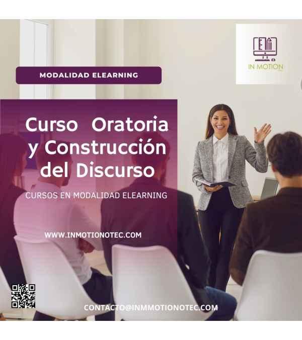 Curso Oratoria y Construcción del Discurso