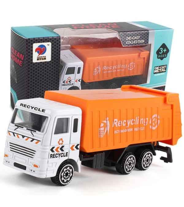 Camión Recolector de Basura