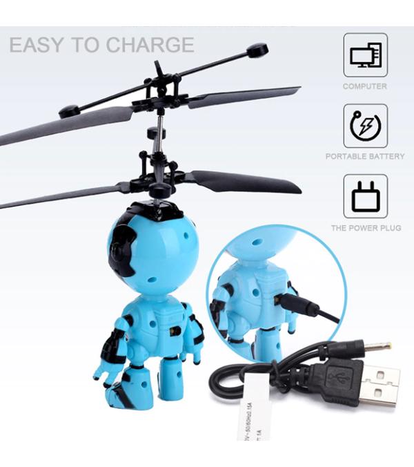 Robot volador inteligente