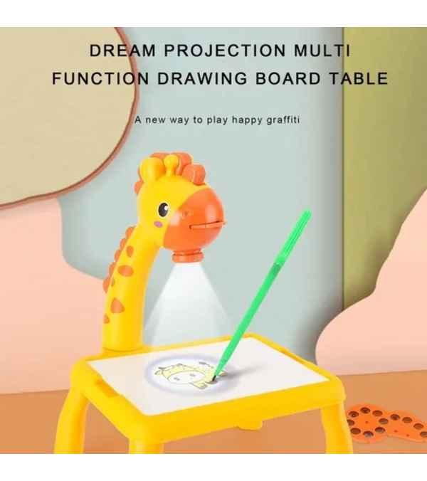 Proyector Inteligente Infantil Escritorio Con Luz Jirafa