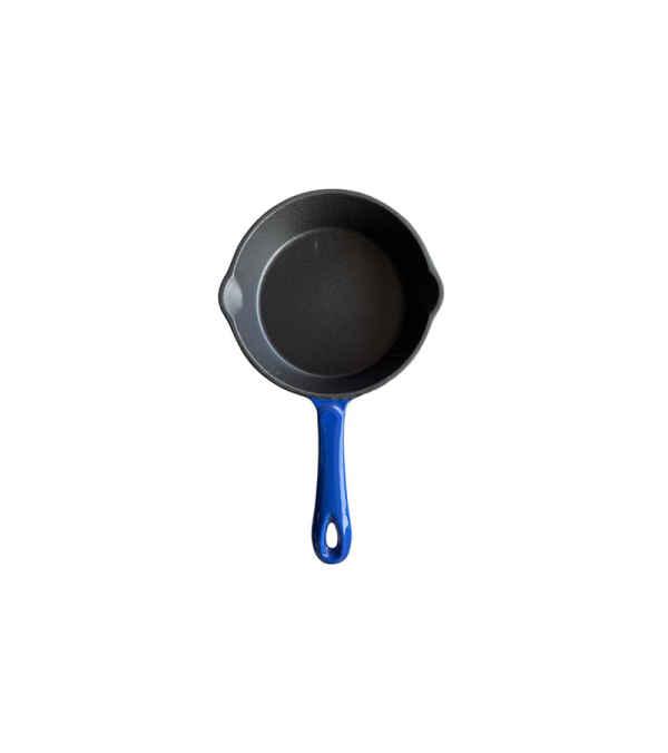 Sartén Hierro Fundido 17cm - Azul