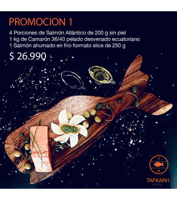Promoción de Marisco Premium 1