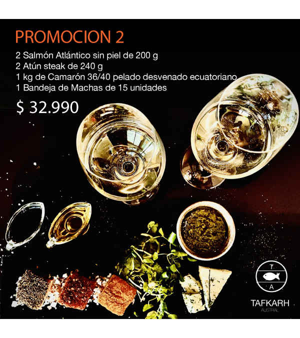 Promoción de Marisco Premium 2