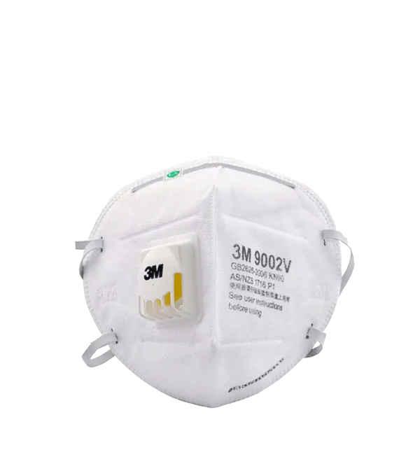Mascarilla de Proteccion 3M 9002v