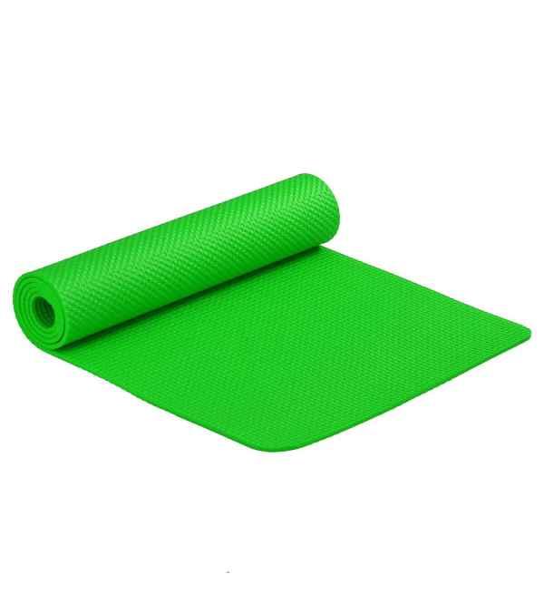 Mat Yoga Pilates Colchoneta De Ejercicio 6 mm Verde