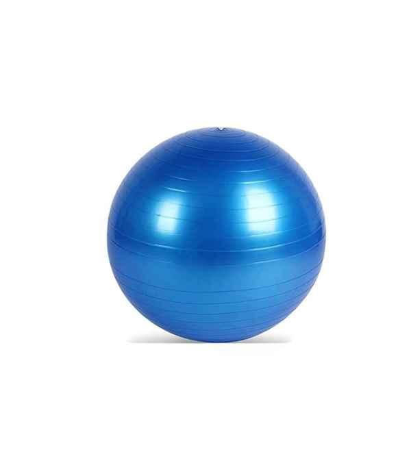 Pelota de Yoga Color Azul 65cm