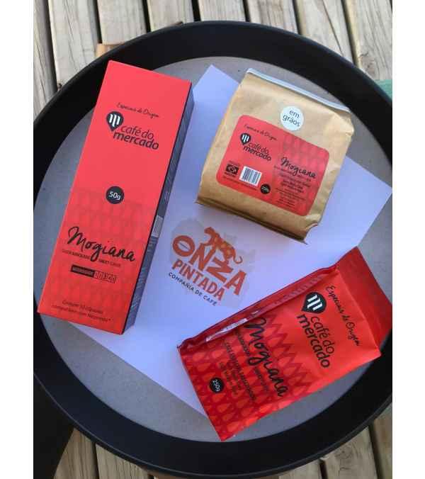Café de Especialidad Mogiana Grano 250 gramos