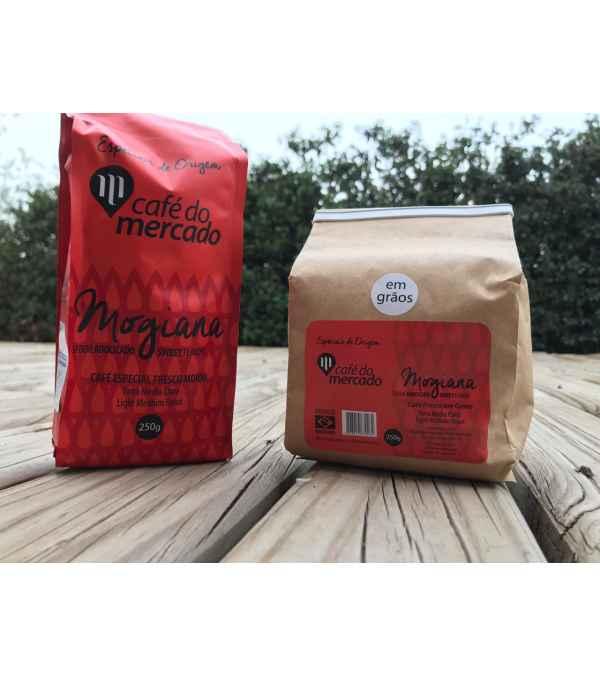 Café de Especialidad Mogiana Molido 250 gramos