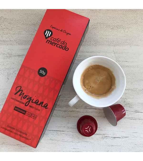 Café en Cápsulas Mogiana