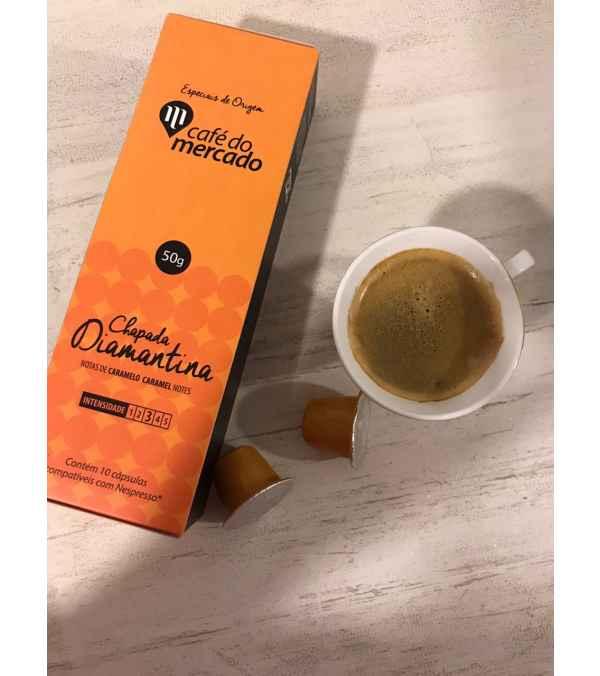 Café en Cápsulas Chapada Diamantina